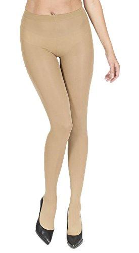 Women's Wardrobe 40 Denier Soft Tights Amazing Quality Nude Mediu