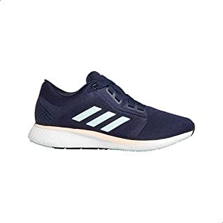 Adidas Edge Lux 4 Primeblue Textile Contrast Three Side Stripe Front Logo Lace-up Sneakers for Women