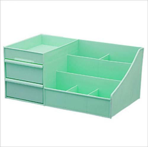 Wasserdichte Kosmetik Kosmetik Box_Cosmetics Kosmetik Box Schublade Aufbewahrungsbox Kunststoffbox -...