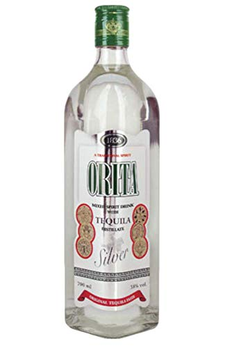 Traditional Tequila Orita Silver 70 cl