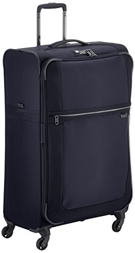 Samsonite Uplite 78 cm Spinner Expandable 4 Wheel Lightweight Suitcase -BLUE