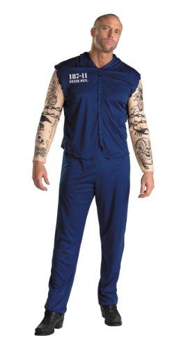 Cesar - C463-001 - Costume - Déguisement - Prisonnier Tatoué - Taille 50 à 52