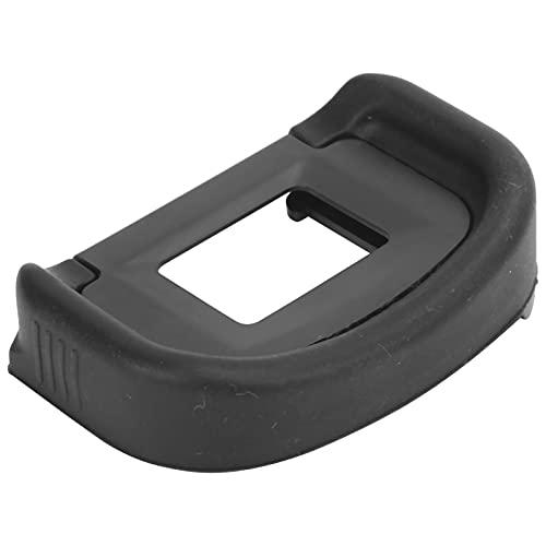 SHYEKYO Reemplazo de la Copa Ocular, Visor de la cámara Copa Ocular Experiencia de Disparo Estable Fácil instalación para la cámara Canon 5D2 / 80D / 70D / 750D