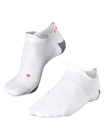 FALKE Damen, Laufsocken RU5 Funktionsfaser, 1 er Pack, Weiß (White-Mix 2020), Größe: 39-40