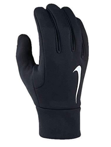 Nike Herren Hyperwarm Fieldplayer Gloves Spielerhandschuhe, Black/White, XS