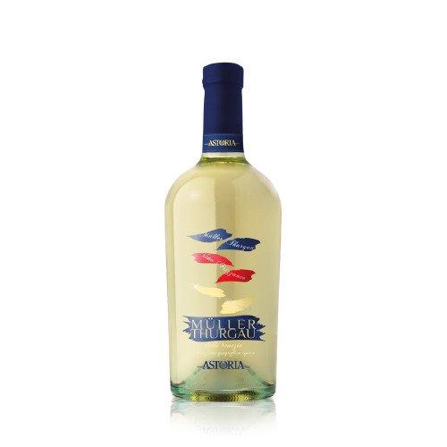 Muller Thurgau IGT Astoria vino frizzante 1 X 75 cl.