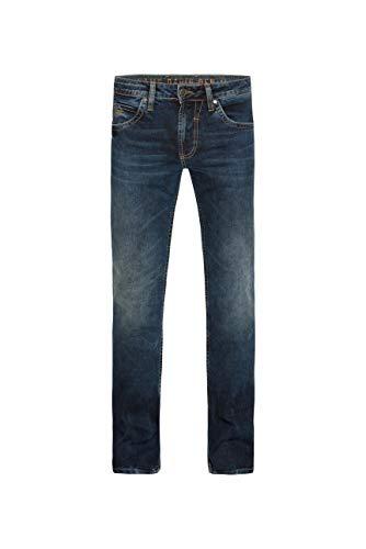 Camp David Herren Jeans NI:CO Regular Fit, Dark Vintage Tinted