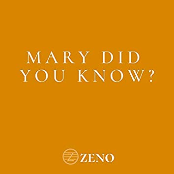 Mary Did You Know (Instrumental)