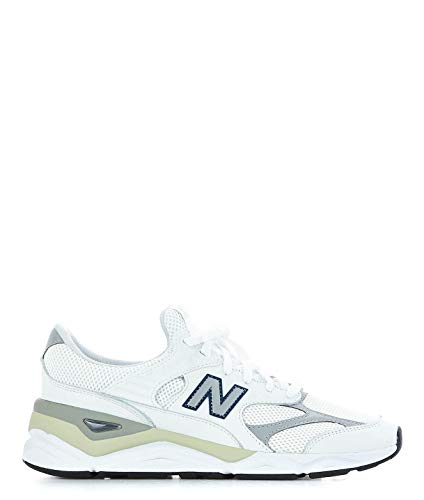 Luxury Fashion | New Balance Heren NBMSX90RPDD Wit Stof Sneakers | Seizoen Outlet