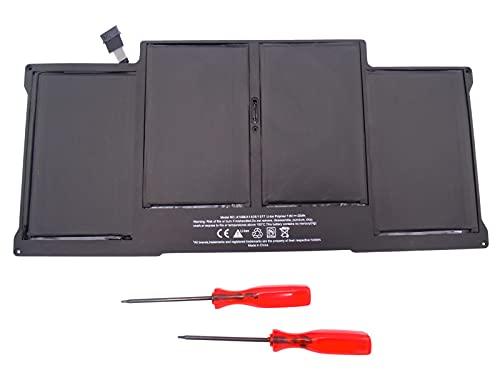 CYDZ® 7000mah 7.6V 55WH Bateria de laptop A1369 A1405 A1377 A1466 para Apple MacBook Air 13-inch (Late 2010, Mid 2011,Mid 2012) MC905XX/A MC503XX/A A1369(EMC 2392) A1369(EMC 2469) A1466(EMC 2559)