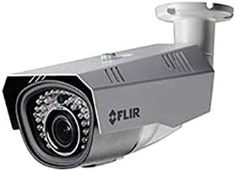 FLIR Digimerge C237BD1 Outdoor 4-in-1 Security Bullet Camera, 2.1 MP HD MPX WDR, 6-22mm, Motorized Zoom Lens, 115ft Night Vision, Works with AHD/CVI/TVI/CVBS/Lorex, Flir MPX DVR, White (Camera Only)