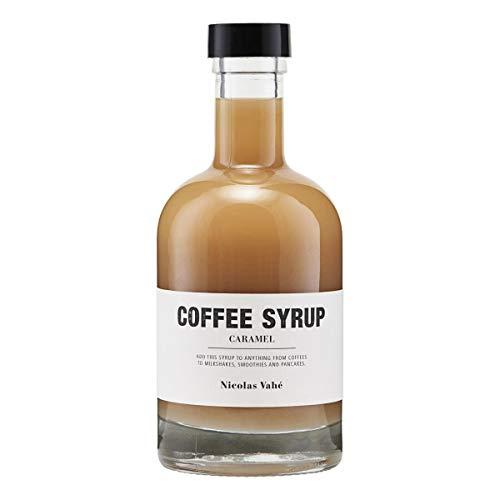 Nicolas Vahe Sirup Kaffeesirup Karamell 250 ml