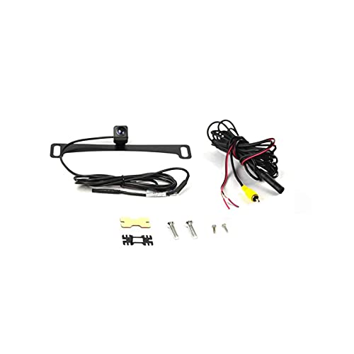 Brandmotion 9002-7601 Dual Mount Universal Aftermarket Backup Camera with...