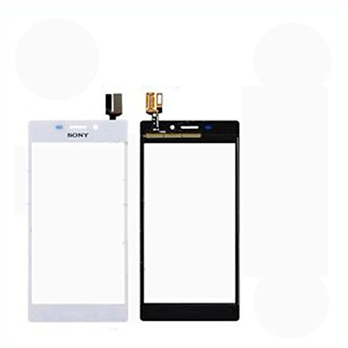 Touchscreen für Sony Xperia M2und D2303, D2305, D2306Weiß + Schraubendreher