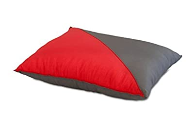 ENO, Eagles Nest Outfitters ParaPillow, Small Hammock Pillow, Red/Charcoal