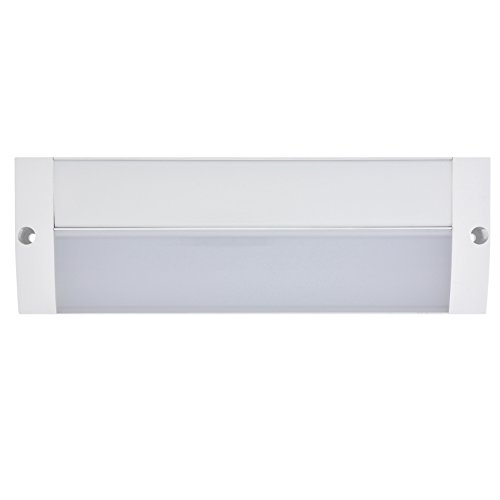 """LEDVANCE 71147 TW 9"""" Sylvania LIGHTIFY Convertible Under Cabinet Adjustable White 9"""", 9 Inches"""