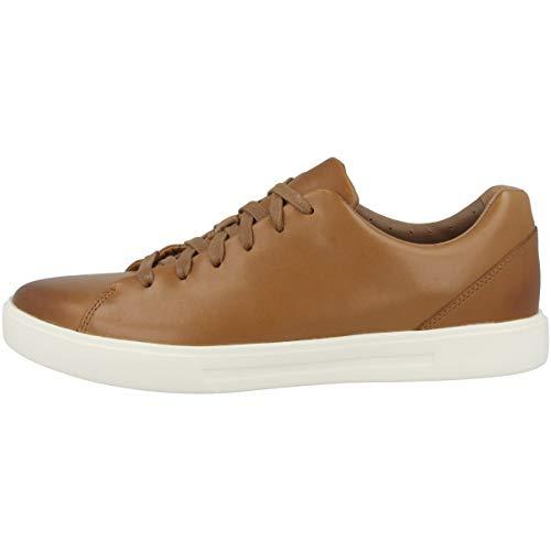 Clarks Herren Un Costa Lace Derbys, Braun (Tan Leather), 44 EU