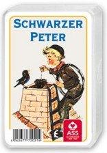 Spielkartenfabrik Altenburg GmbH (ASS) Schwarzer Peter: Kaminkehrer Quartett