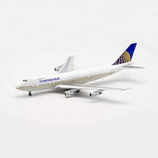 Inflight Continental Boeing 747 N33021 1/200 diecast Plane Model Aircraft