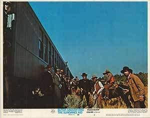 Butch Cassidy Max 77% OFF And Max 89% OFF The Sundance Kid 14x11 - Original Authentic Mo