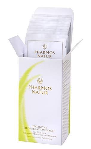 Pharmos Natur - Beauty - Facial Care - Regenerating Mask - 10 x 5 ml
