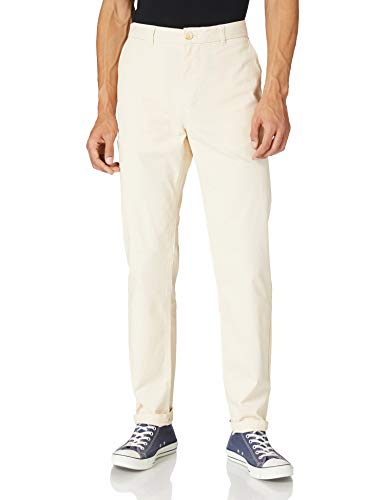 Scotch & Soda Herren Stuart-Chino Regular Slim Fit-Baumwollstretch Hose, 0086 Kit, 31W / 34L