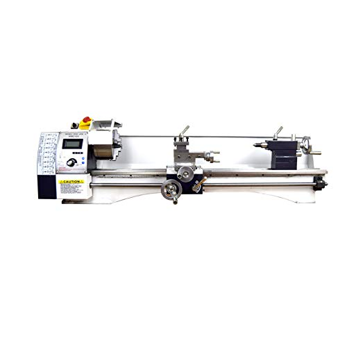 Fantastic Deal! WM210L Metal Lathe/850W 110V Brushless Motor All Steel Gear Lathe/800mm working leng...