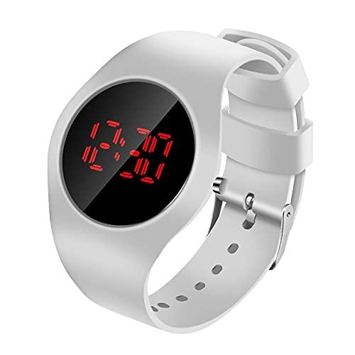 Msltely Relojes de Pulsera Relojes Sport Relojes Sport Relojes Digital LED Classic Women Relojes Digital Simple Reloj de Lujo Reloj Analógico Reloj Analógico Relojes Relojes de Pulsera Regalo