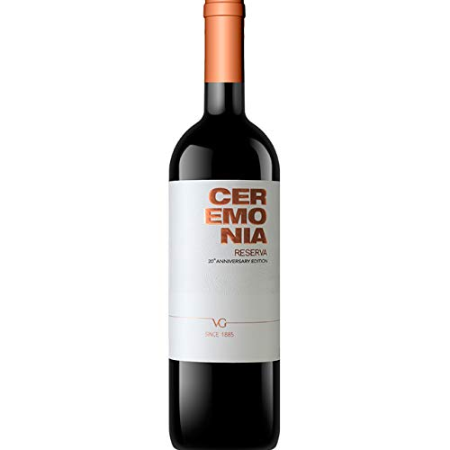 Ceremonia Reserva De Autor 20Th Anniversary Edition Vino Tinto D.O. Utiel Requena - 750 ml