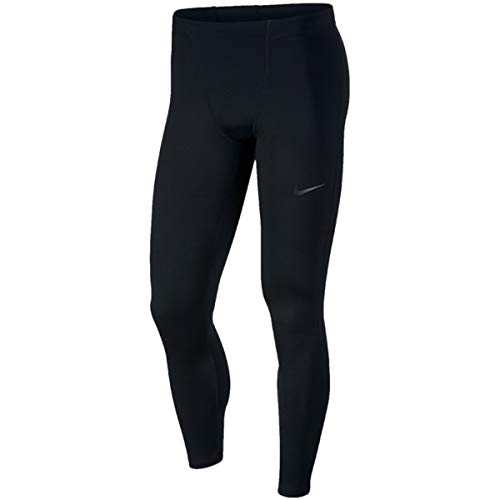 NIKE Dri-Fit Thermal Tight Mallas, Hombre, Negro, S
