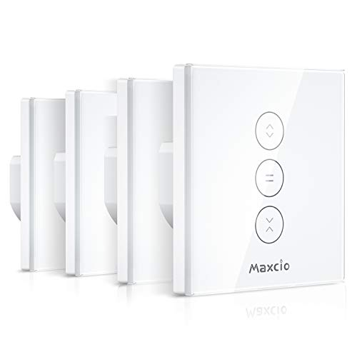 Alexa Interruptor Persiana, Maxcio Interruptor Wifi