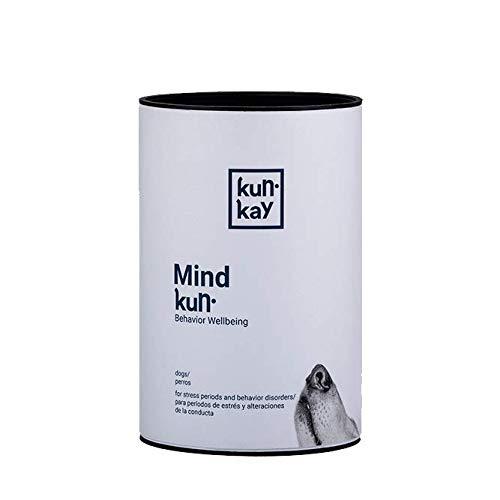 KUNKAY Mindkun Perros - 270 g | Suplemento para el estrés y la ansiedad