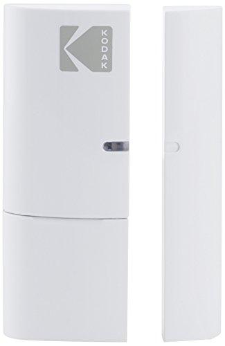 Kodak WDS801 Sensor de Puerta para Sistema de Alarma y cámaras, Blanco
