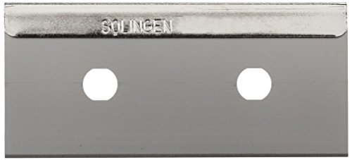 neoLab 2-7111 Klingen mit Griffleiste, 57 mm breit (5-er Pack)