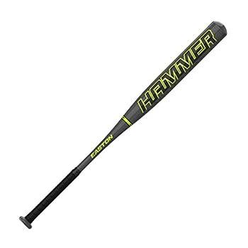 Easton Hammer Power Loaded Slowpitch Softball Bat 32/25 12 Barrel 1PC Aluminum SP21HM Dual Stamp multicolor
