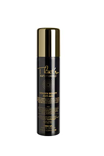 That'so Golden Beauty - Spray Anti-Age Rassodante e Autoabbronzante con Acido Ialuronico- 75 Ml