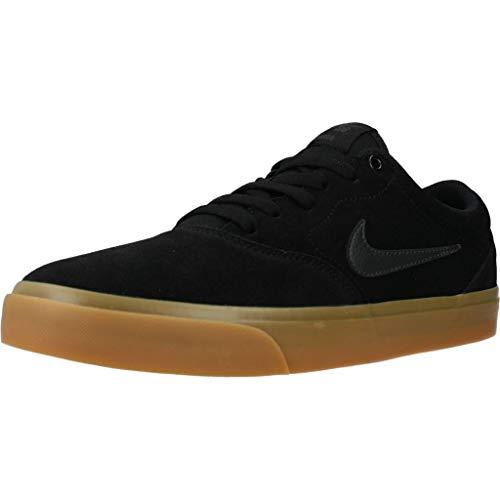 Nike SB Charge Suede Skate SHO,BLAC Black/Black - 13/47.5