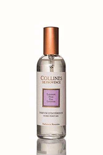 Collines de Provence - Raumspray 'Feiner Lavandel' (Lavande Fine) 100 ml