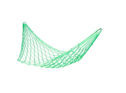 Pkfinrd Stoel Hangstoel gemaakt van touw | Comfort en duurzaamheid 78.7 * 31.5In | Stoel in de tuin, slaapkamer, veranda, binnen/buiten