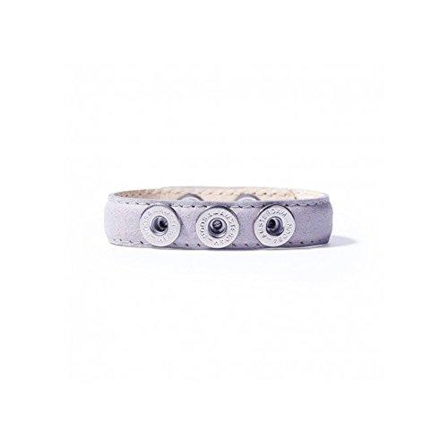 Noosa Armband Wrap Bracelet Petite Classic Skinny concrete, Größe_Bekleidung:S