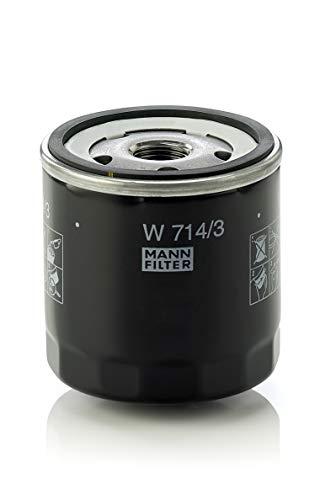Original MANN-FILTER Ölfilter W 714/3 – Für PKW