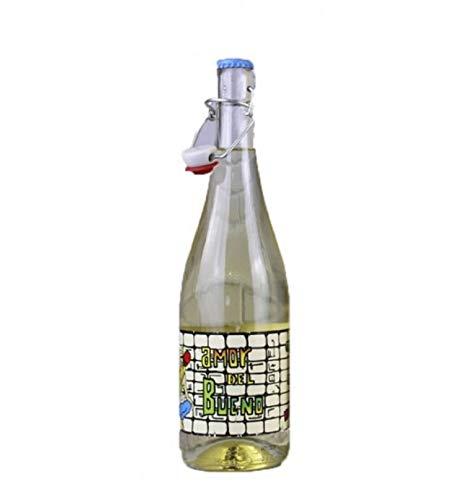 Amor Del Bueno D.O. Tierra De Extremadura Botella De Vino De La Tierra De Extremadura Vino Blanco Semidulce