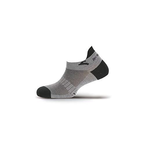Boreal X-Trail Cool – Chaussettes Unisexe, Couleur Gris, Taille S