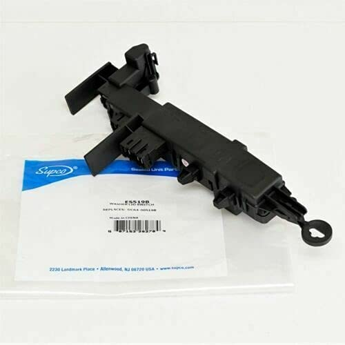 Compatible with Whirlpool WP8182634 Washer Door Lock Switch