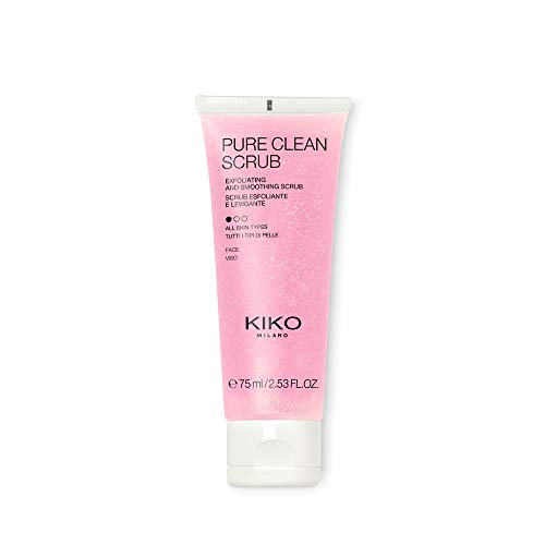 KIKO Milano Pure Clean Scrub | Gommage Exfoliant Et Lissant