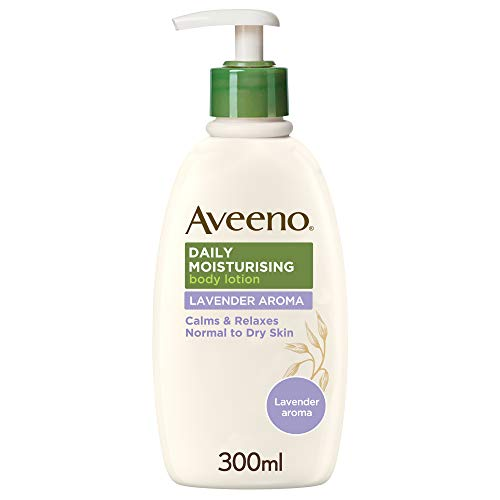 Aveeno Daily Moisturising Lotion with Lavender 300 ML