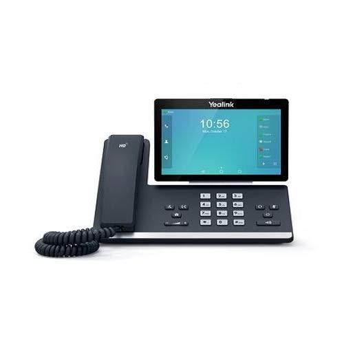 Yealink Sip-T58A - Teléfono IP, color negro