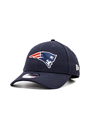 New Era NFL Properties 9Forty Adjustable Cap New England Patriots Blau, Size:ONE Size