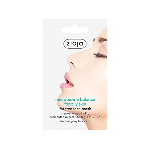 Ziaja - Mascarilla Facial Equilibrante Microbiome Balance