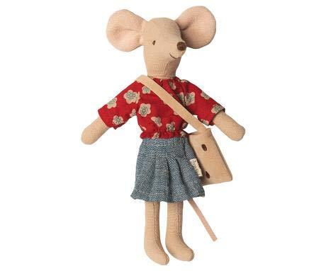 Maileg Maus Puppe Kuscheltier Mama Mum Mutter